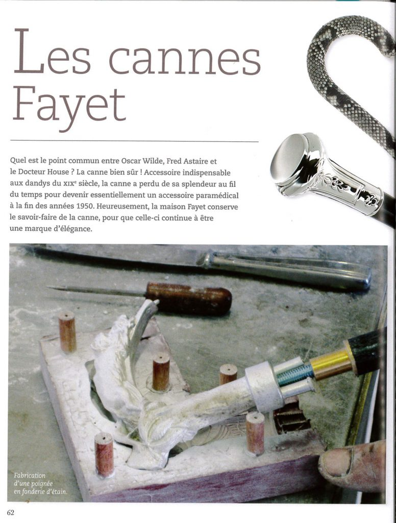 Article Larousse Made in France Cannes Fayet 2
