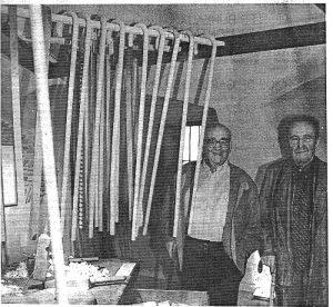 Louis et Roger Fayet
