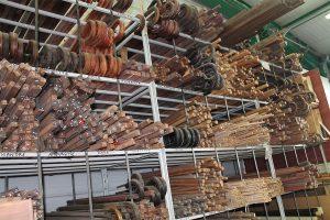 Savoir-faire selection du bois sechage