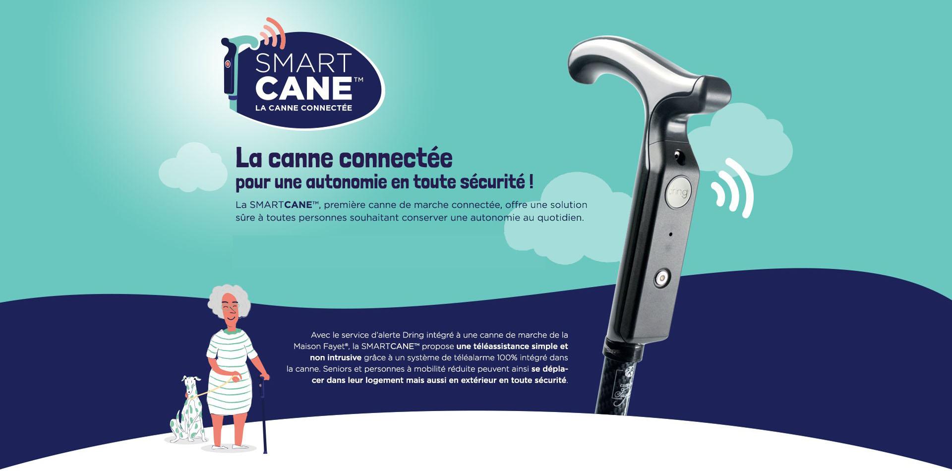 banier smartcane