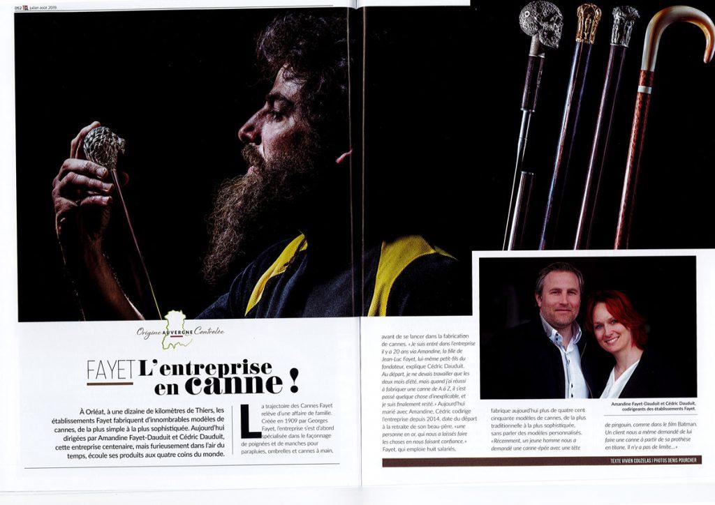 Article Tout Clermont 2019 p2